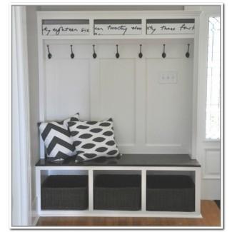 25 La mejor colección de percheros de banco Ikea