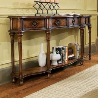 Mesa consola decoradora