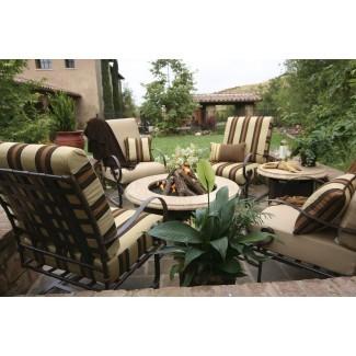 Garden Treasures - Cojines de reemplazo para muebles de patio ...
