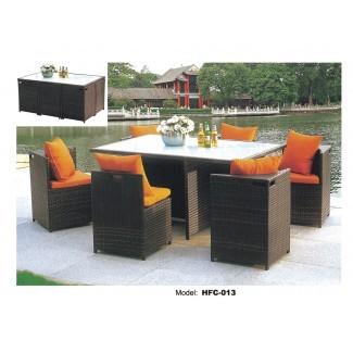 Juego de mesa para patio muebles de exterior para tesoros de jardín ...