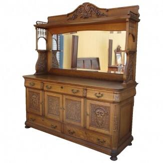 Brise Vue Bois: aparadores de roble antiguo y Buffets Furniture