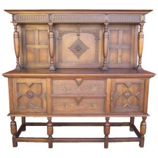 Brise Vue Bois: Aparadores y muebles tipo bufet de roble antiguo