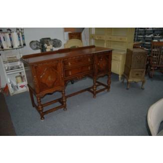 Decoración antigua de aparadores y buffets - Todos los muebles