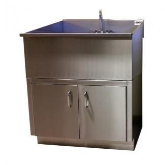 Fregadero para cuarto de lavado con gabinete IDEAS PARA DECORAR 24 Fregadero ...