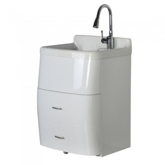 Lavabos magníficos con gabinetes # 9 Lavamanos con ...