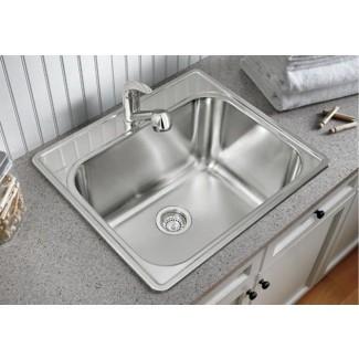 """Fregadero de lavandería empotrable Essential de 25 """"X 22"""""""