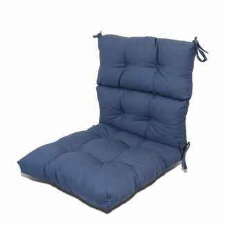Cojín de silla mecedora para interior / exterior
