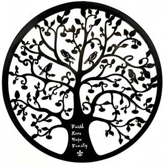 Bellaa 21925 Arte de pared de metal Árbol de la vida Fe Amor Esperanza Familia 24 [19659016] Bellaa 21925 Tree of Life Metal Wall Art Fe Amor Esperanza Familia 24 </div> </p></div> </p></div> </pre> <h3>Productos Relacionados:</h3> <ul class=