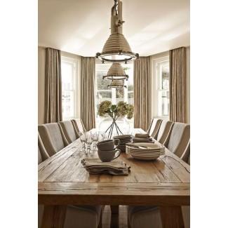 Comedor topo con ventana panorámica - Cabaña - Comedor