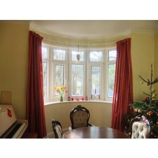 15 mejores cortinas para ventanas redondas El | Cortina