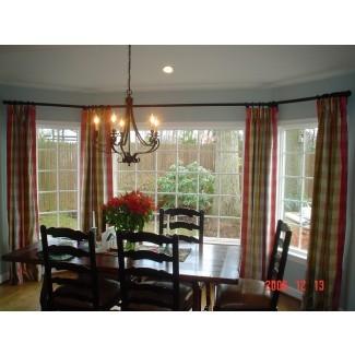 Ideas de decoración de ventanas Christmas Bay - Home Intuitive