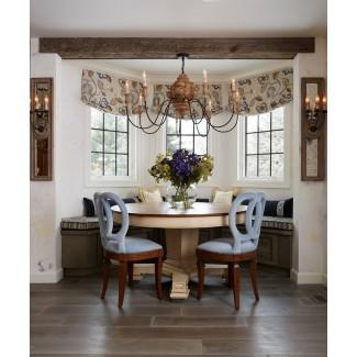 Muebles Comedor Ideas para la cortina de la ventana ..