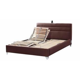 Marco de cama ajustable de madera # 209 | Últimas ideas de decoración