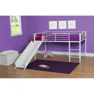 DHP Junior Twin Low Loft cama y comentarios   Wayfair
