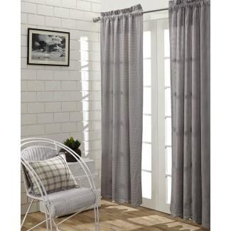 18 hermosas cortinas para puertas corredizas de vidrio