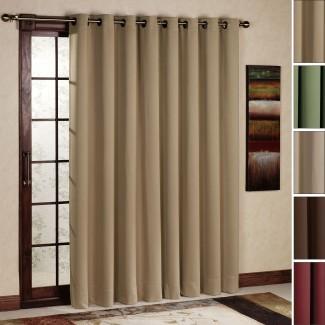 Ideas para cortinas para puertas de patio   HomesFeed