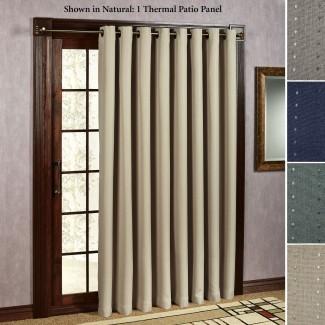Una guía sobre cortinas de puertas corredizas de vidrio ...