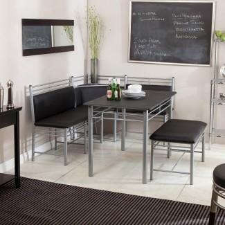 21 juegos de muebles de esquina de desayuno Rincón ahorradores de espacio (CABINAS) [19659073] 21 juegos de muebles de rincón de desayuno que ahorran espacio (CABINAS) </div> </p></div> <div class=