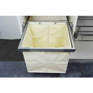 Cesto y cestas de lavandería, extraíbles Cesto de ropa - Venace [19659012] Cesto de ropa y cestas, Cesto de ropa extraíble - Venace </div> </p></div> <div class=