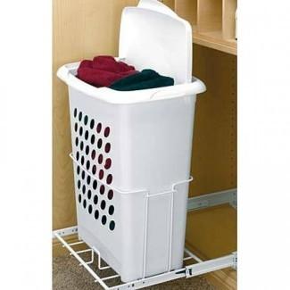 Cesto extraíble Rev-A-Shelf con tapa (lavadero) HPRV ...