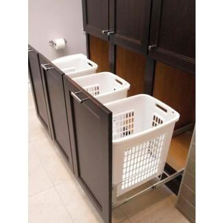 40 ideas y diseños para cuartos de lavandería pequeños - RenoGuide ...