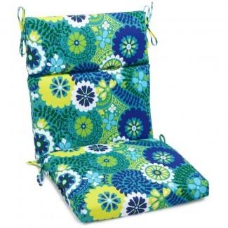 Cojín de silla Adirondack de interior / exterior de lujo
