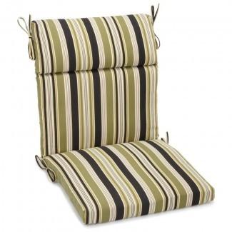 Cojín de silla Adirondack para interiores / exteriores Eastbay