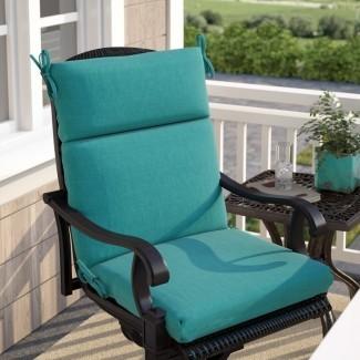 Cojín para silla lounge interior / exterior