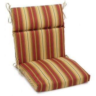 Cojín de silla Adirondack de interior / exterior Kingsley