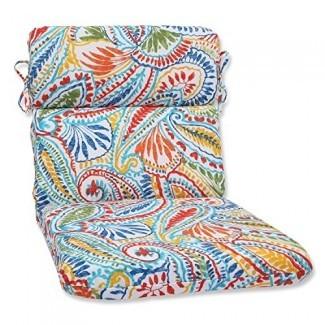 Cojín para silla con esquinas redondeadas Ummi Perfect Pillow Perfect Outdoor, multicolor