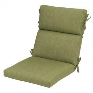 Cojín para silla con respaldo alto para exteriores Plantation Patterns ... </div> </p></div> <div class=