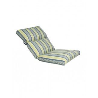 Cojines para sillas de patio con respaldo alto | Outdoor Chair Cushion ...