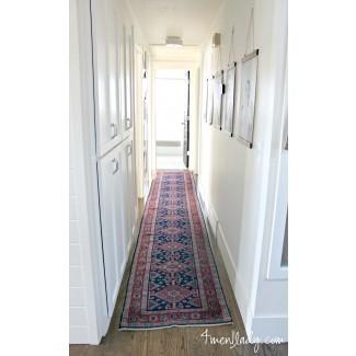 20 ideas de corredores extra largos para pasillo