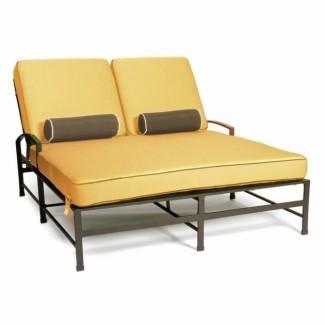 Imágenes de reemplazo del cojín de la silla doble Chaise 92 ...