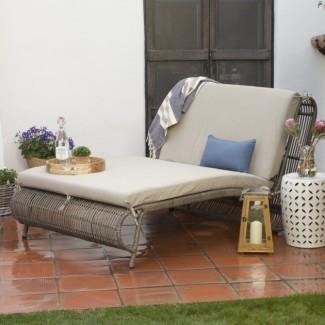 Cojín Double Chaise Lounge | Chaise Design