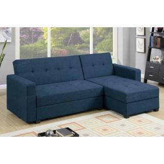 20 Colección de sofás seccionales de cuero azul   Sofa Ideas
