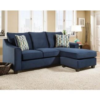 20 sofás de mezclilla azul superior   Sofá Ideas