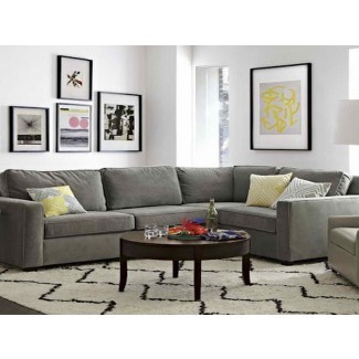 Sofá seccional más cómodo para satisfacer un placer ...