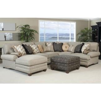 10 ideas de cómodos sofás seccionales   Ideas de sofá