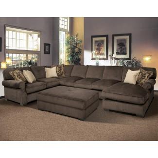 Sofá seccional cómodo Los 19 sofás más cómodos ...