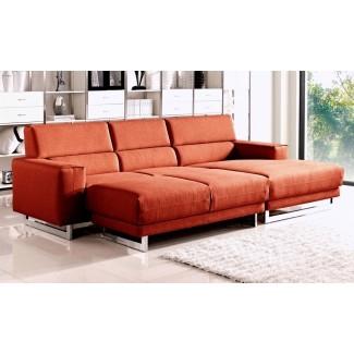 Muebles: cómodo sofá seccional For Elegant Living ...