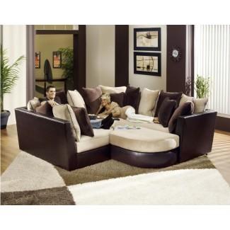 10 mejores ideas de cómodos sofás seccionales