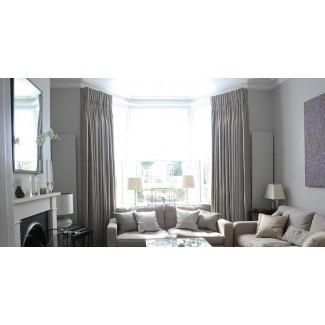 30 Mejores rieles para cortinas para ideas de ventanas corredizas Reino Unido -