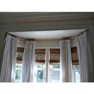 15 mejores cortinas confeccionadas para grandes ventanales