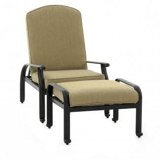 26 maravillosas sillas de patio con tobogán debajo de la barra otomana ...