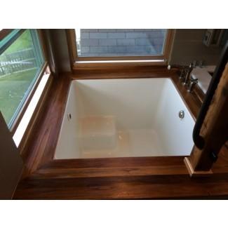 Única bañera japonesa Kohler | HomesFeed