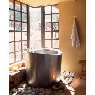 Tinas de baño japonesas para baños pequeños con ...