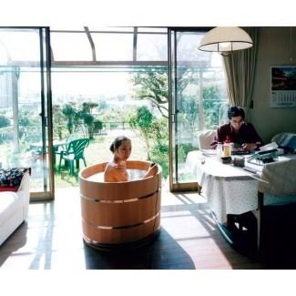 TUBO OFURO DE MADERA JAPONESA | Jebiga Design & Lifestyle