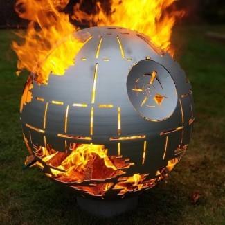 Pozo de fuego Death Star II - The Green Head