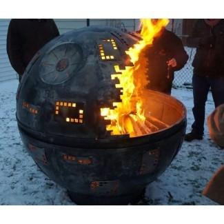 Pozo de fuego Death Star - Esto es lo que estoy comprando
